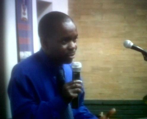Free Zambia Ministry Training - Edwin's Story