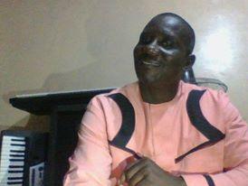 Liberian Pastor