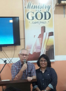 """""""We support CLI because it helped me be prepared to preach and teach in our mission work in the Philippines. Without CLI it would have been unaffordable., this we pay it forward to help others have that same opportunity."""" -Donald & Dolly H."""
