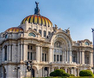 Palacio de artes Ciudad de México