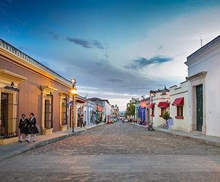 Calle de Tuxtepec