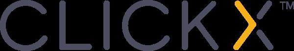 Clickx logo