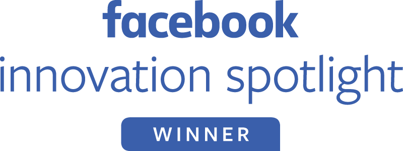 Facebook Innovation Spotlight Winner