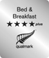 Qualmark BnB 4 star plus 2016