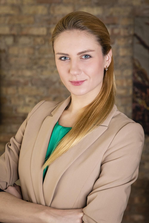 Iryna Auchynnikava