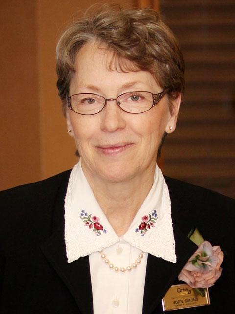 Jodie Simons