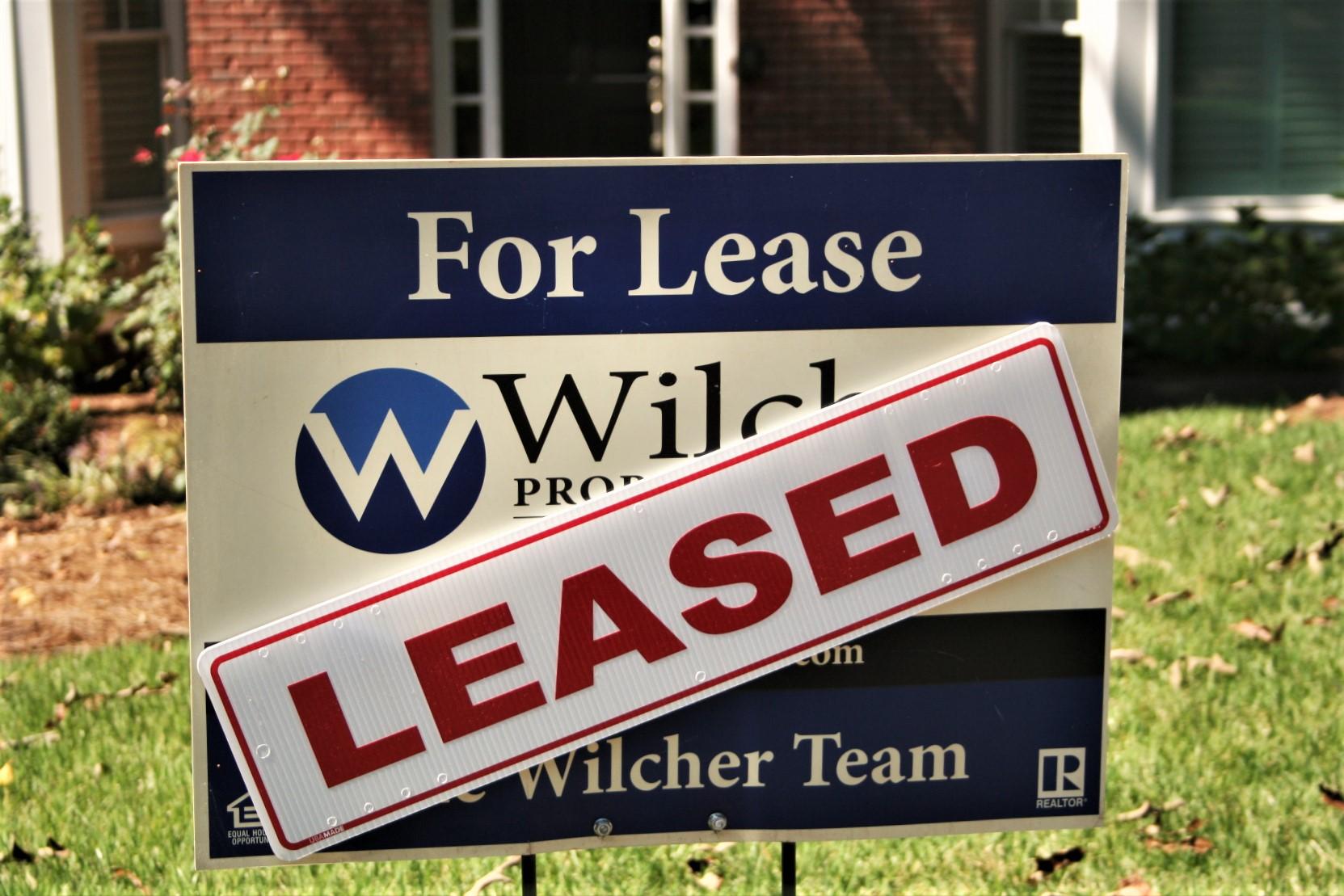 Rentals@ Wilcher Team