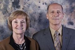 Sheila and David Bennett