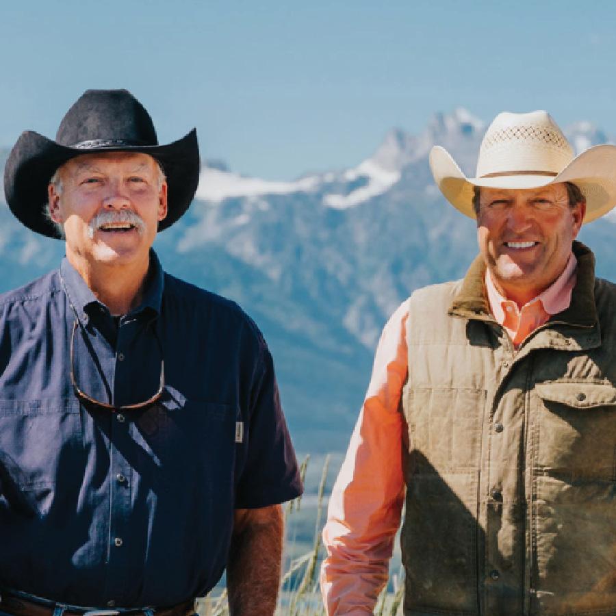 Live Jackson Hole: Richard Lewis & Chopper Grassell