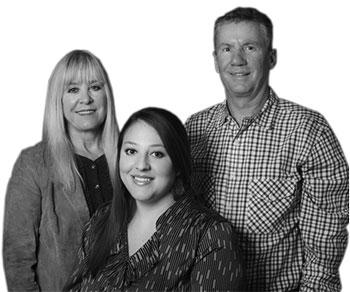 Budge Realty Group: Chad & Dianne Budge, Rebekkah Kelley