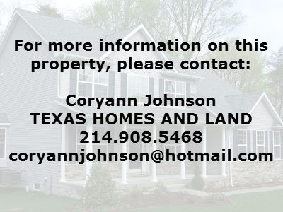 Lot 18 Block A, Gordonville, TX 76254