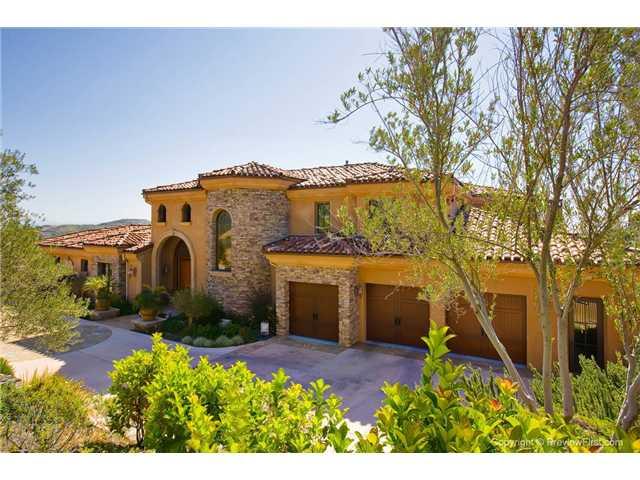 18043 Punta Del Norte, Rancho Santa Fe, CA 92067