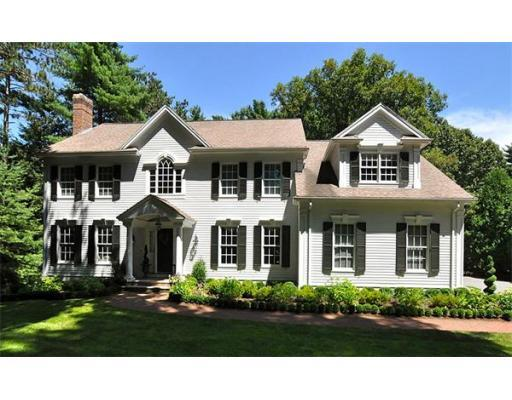 89 Sunset Road, Weston, MA 02493