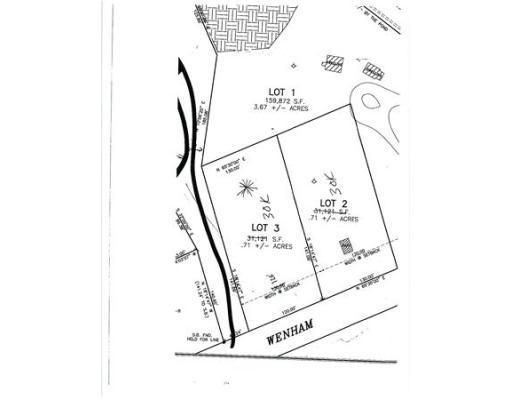Lot 2 Wehnam Road, Carver, MA 02330