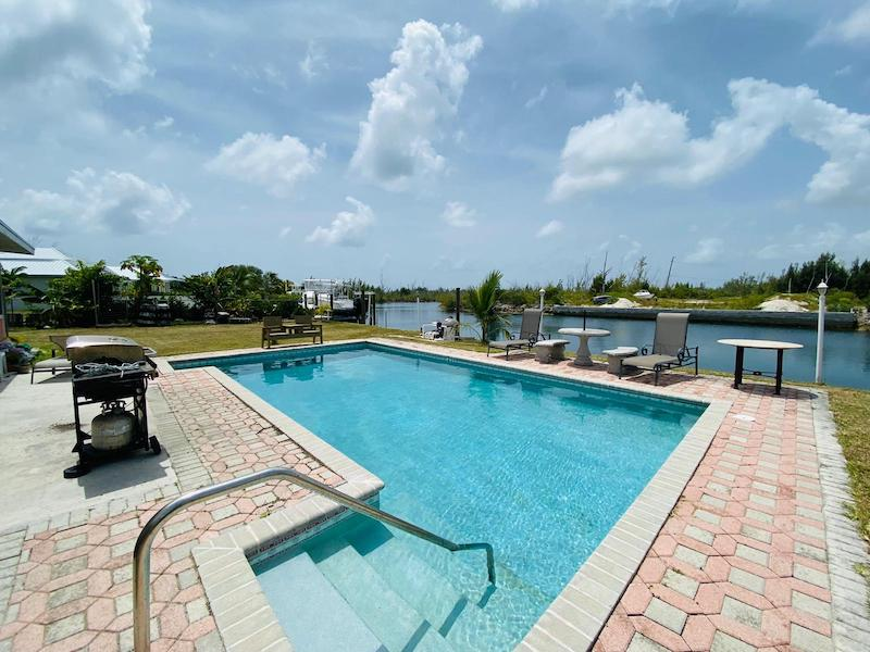 Waterfront Duplex Rental - Long & Short Term Lease, Grand Bahama/Freeport, BS