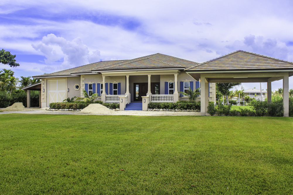 North West Spanish Main Canal Front Home, Grand Bahama/Freeport, BS