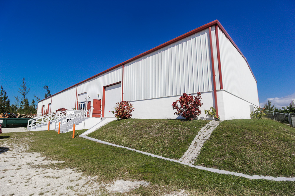 Primely Located Warehouse on Queen Highway, Grand Bahama/Freeport, BS