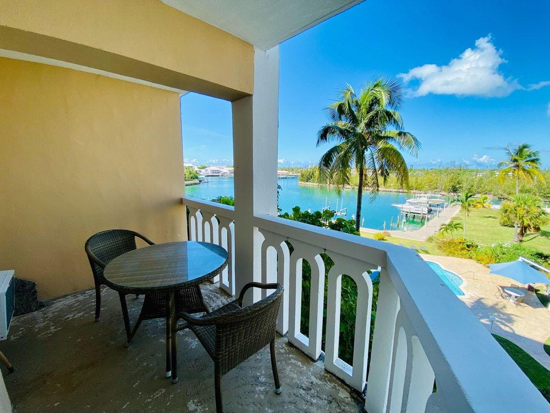 Harbour House Towers Studio Unit for Rent, Grand Bahama/Freeport, BS