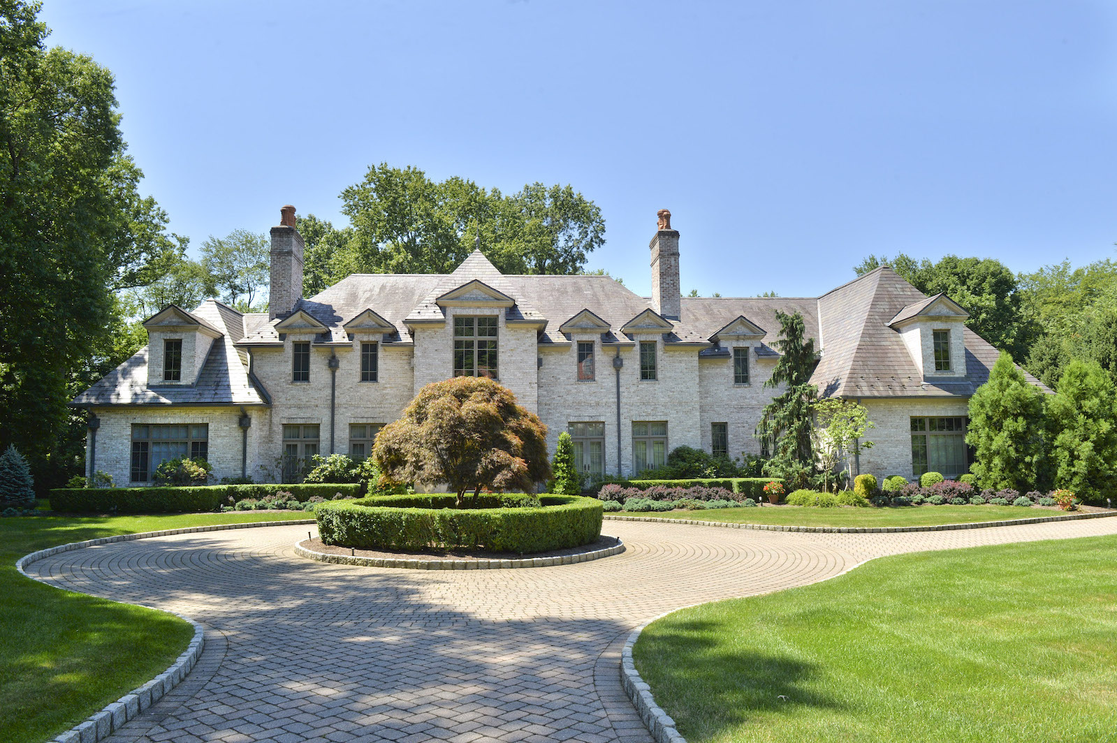 Timeless French Chateau, Saddle River, NJ 07458
