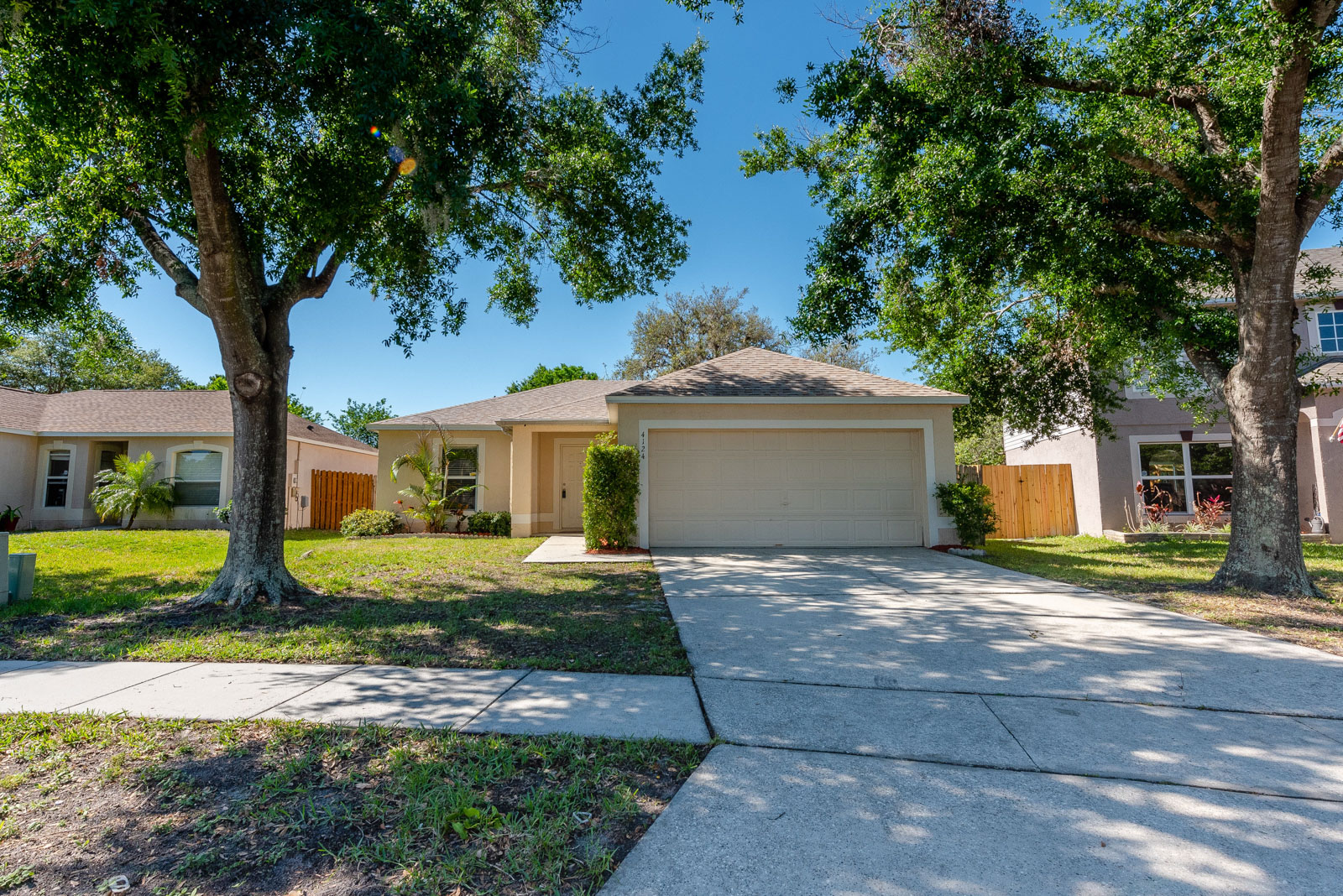 Live near the best Orlando has to offer! Your new home is located in a serene community with low HOA fees just minutes away from UCF, Waterford Lakes, and more. This stunning home showcases an open floor plan, **NEW ROOF**, an impressive fire pit, and plenty of updates. Don't miss your chance to live in this quiet community convenient to everything!