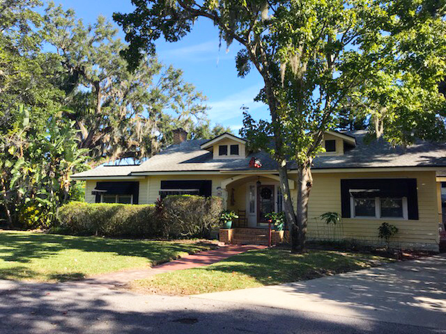 This stunning **LAKEFRONT CRAFTSMAN-STYLE POOL HOME** is the perfect place to call home! Your new home is situated on an OVERSIZED LOT with NO HOA, with access to LAKE HOURGLASS. Use the attached IN-LAW TOWNHOUSE with its own private access to use as a **home office, multi-generational living or an income producing unit**. Sunset cruises, paddle-boarding, fishing & more are just a few steps away! Enjoy the lake lifestyle & make this home yours!