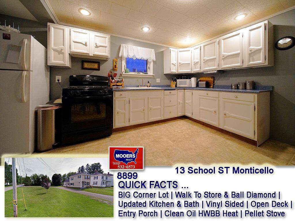 13 School Street, Monticello, ME 04760