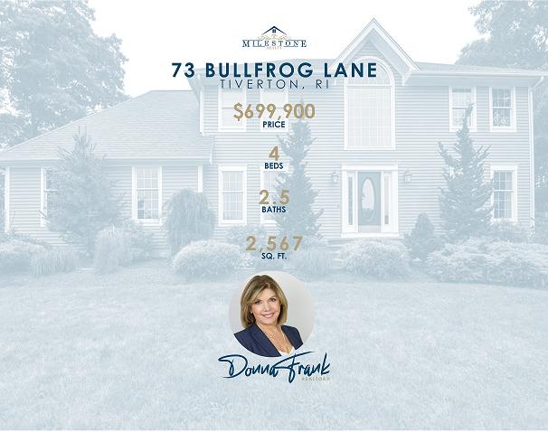 73 Bullfrog Lane