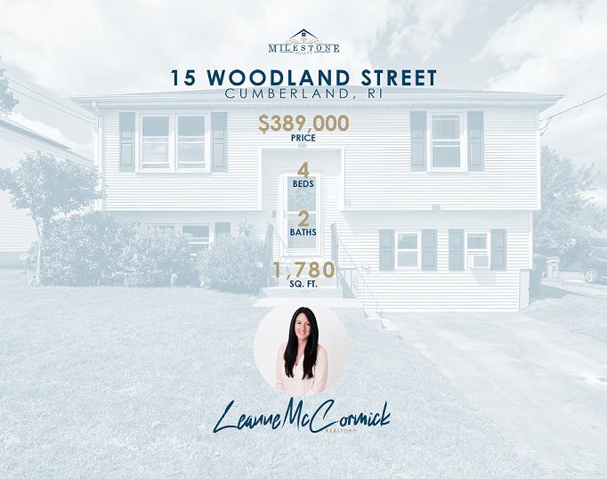 15 Woodland St