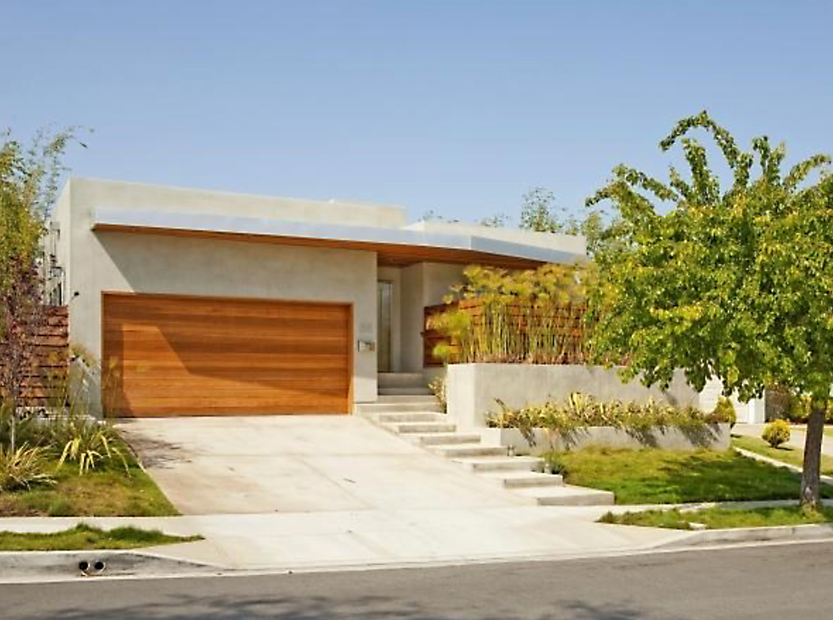 If you are looking for light, bright, airy and stylish that?s what you will find with this custom home. The contemporary design and well thought out features create a flow that makes this home the best buy in Manhattan Beach. Completed in 2009 this single story 3 bedroom / 3 bath home is surrounded by giant timber bamboo and features a great room with 5 sun drenching skylights, 12 foot high ceilings along with two sets of pocket doors that bring the outside in, opening to a resort style tropical landscape and salt water pool/spa. Three separate patio?s allow each bedroom lushly landscape outdoor space. Teak hardwood floors, stone counter tops, top of the line appliances, a state of the art indoor outdoor sound system and an amazing spa style shower in the master are just a few of the many amenities that make this one of a kind home a stand out property. Foundation and Footings in place for future 2nd story addition, buyer to verify.