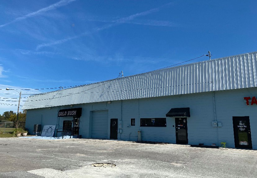 Commercial Spot situated in a busy area located on Hwy 19 in Crystal River directly next to Dairy Queen. There are four units total. This unit would make a great office for someone. Tenant pays utilities & tax. More details & photos coming soon!