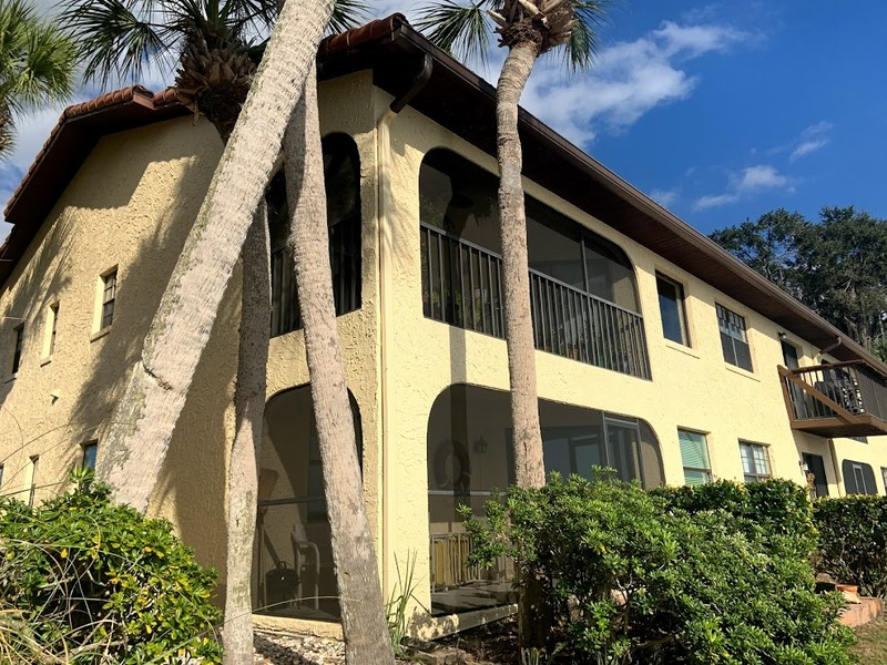 Wake up every day to the sun rising over King's Bay. Enjoy waterfront living in this fully furnished 2/2 condo central to outdoor dining and recreational opportunities. Perfect for the those wanting to explore on the water with dock access, this location is equally suited for anyone wanting to take it easy from the shore, especially from the screened in porch overlooking the water. Amenities include a carport, community pool, clubhouse and much more. This unit is situated on the first floor. (Any rental reservations for less than six months & one day have 11% short term tax)
