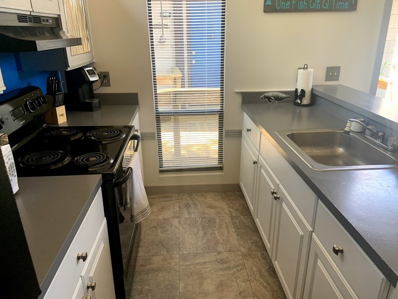 Lovely 1/1.5 bath condo situated close to Fort Island Trl Beach & Twin Rivers Marina. Comes fully furnished including cookware & linens to help make your stay more comfortable. The bedroom includes a queen bed & downstairs there is a murphy bed for additional guests (sleeps up to 4 people). Condo has a community pool & open dock space available. Less than ten minutes to get to town, local shops, restaurants & medical facilities. Enjoy your stay here in Sawgrass Landings with some of Florida's best fishing, scalloping & swimming with manatees! You won't be disappointed.