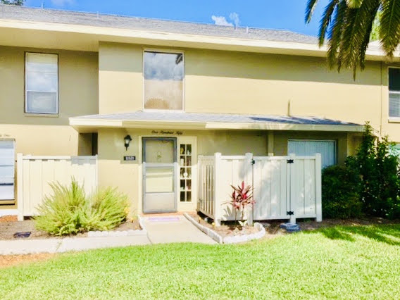 Check me out! This fully furnished 2/2 townhouse is situated in the Islands of Dixie Shores & sits in an excellent location on the water with a dock included. Bring yourself, your boat & your fishing gear. This home is ready for new tenants. Requires a 3 month minimum stay. Community pool & tennis courts included. $150.00 cap on electric, anything over that amount is the tenants responsibility. No pets allowed. (Any rental reservations for less than six months & one day have 11% short term tax)