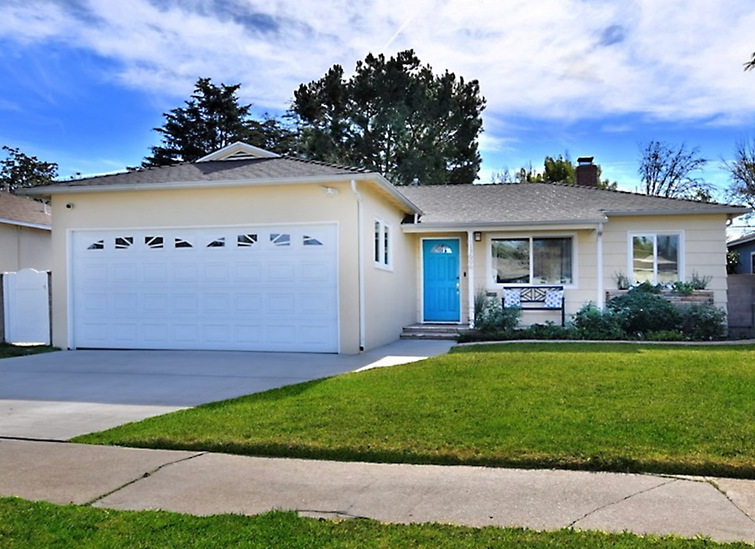 This is the attainable Sherman Oaks gem you've been waiting for!!Beautifully maintained single story cul-de-sac home located in Prime Sherman Oaks neighborhood. On entering this 3 bed/2bath home you'll find gleaming hardwood floors, crown molding, new Milgard windows, a gorgeous living room with fireplace, recessed lighting and a generously sized family room. The kitchen features stainless steel appliances, granite counter tops and breakfast area. The spacious master suite has vaulted ceilings and a large walk-in closet. Both master bedroom and family room have new sliding french doors leading to the beautiful stone patio and spacious backyard with large grassy area and shade trees. Perfect for kids to run and play, barbecues, al fresco dining and entertaining.Walk to Notre Dame H.S. and Millikan Middle School, with Fashion Square Mall, Trader Joe's, VNSO Park and much more just a short distance away.Truly a beautiful home at a great price in a highly sought after Sherman Oaks area.