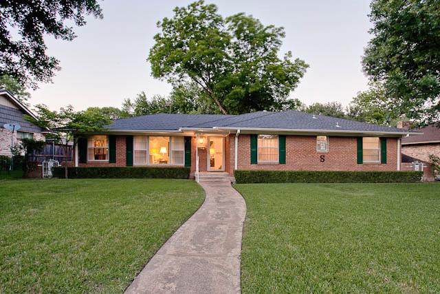 844 Overglen Drive, Dallas, TX 75218