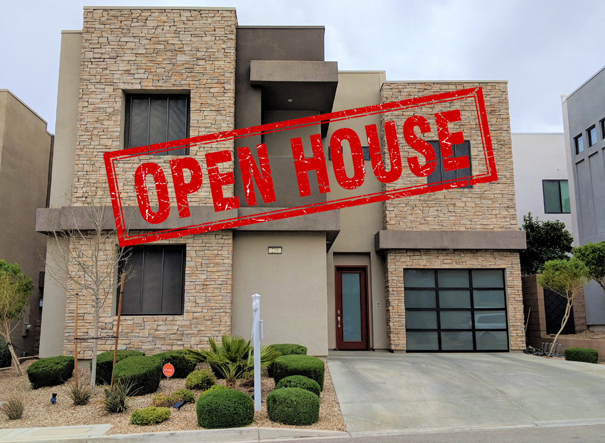 Located just off Horizon Ridge Parkway, east of Gibson, this modern home located at 216 Errogie St, Henderson, NV is a single family home that contains 3,401 sq ft and was built in 2014. It contains 4 bedrooms and 3.5 bathrooms. The flooring throughout the house is made up of tile, ceramic and carpeting. The kitchen is to die for with quartz counters, center island, dark Merlot maple cabinets and built in stainless steel appliances. There is a wet bar, patio and a mountain view.The master bedroom features a balcony, walk in closet, fireplace and the bathroom has double sinks and a separate tub and shower.$629,900