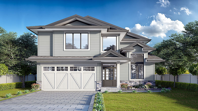 New construction, completion Spring 2019! Elegant design & finishes. Spacious open floor plan. 5 bedrooms, with 4.5 baths & approx. 4200 SF incl basement. High standard finishes and appliances The first floor includes an eat-in kitchen with custom cabinetry, high-end stainless steel appliances, white quartz counter tops & a center island. The Formal living room and Dining area have an open flow and the Family room with a gas fireplace is open to the kitchen and breakfast area with sliders to the backyard. On the first floor is also a mud room and a powder room. The Second floor includes a master suite with 2 walk-in closets with custom built cabinetry, and a luxurious bath with a huge shower, standalone tub, and two sinks. Addl 3 bedrooms, one with own bath. Other two BRs share a J&J Bath. Laundry room on 2nd flr. 9' ceiling high. Basement w/large rec, a BR, a FBTH & storage. Other features: hardwood floors, 2 car garage, sprinklers. Walk to 3 schools.