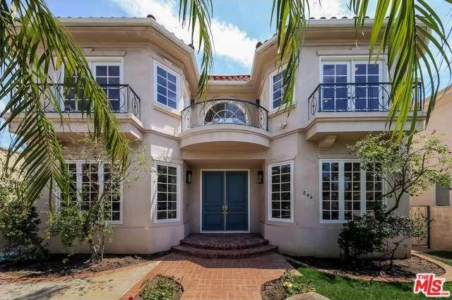244 S SWALL Drive, Beverly Hills, CA 90211