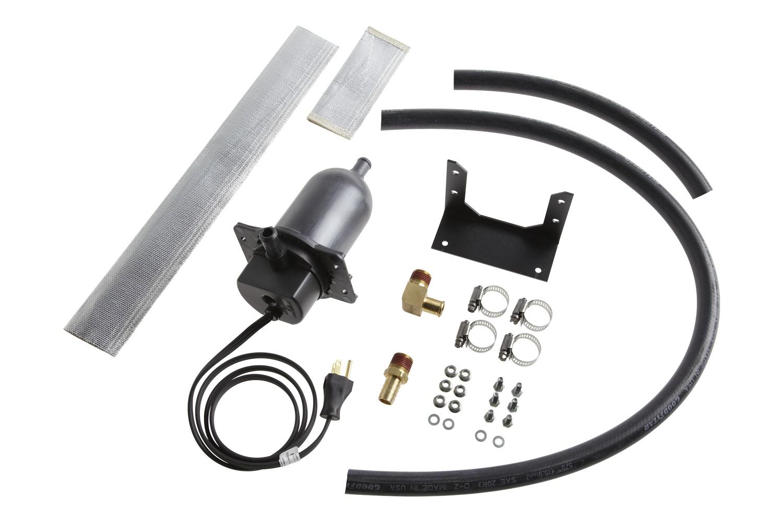 Block Heater, 1000W, 240V, 38RCL