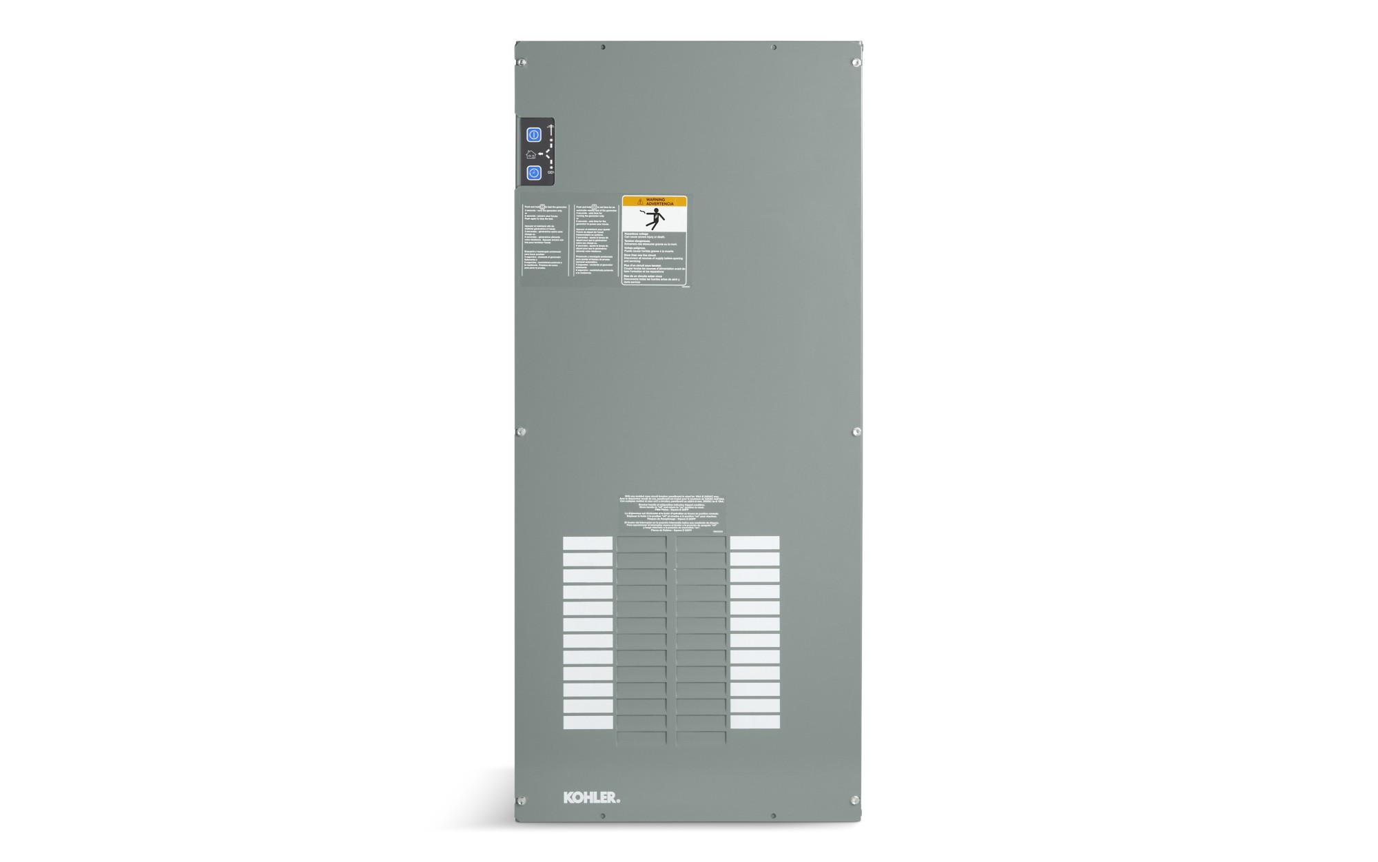 RDT ATS - Indoor, 100-amp, Load Center