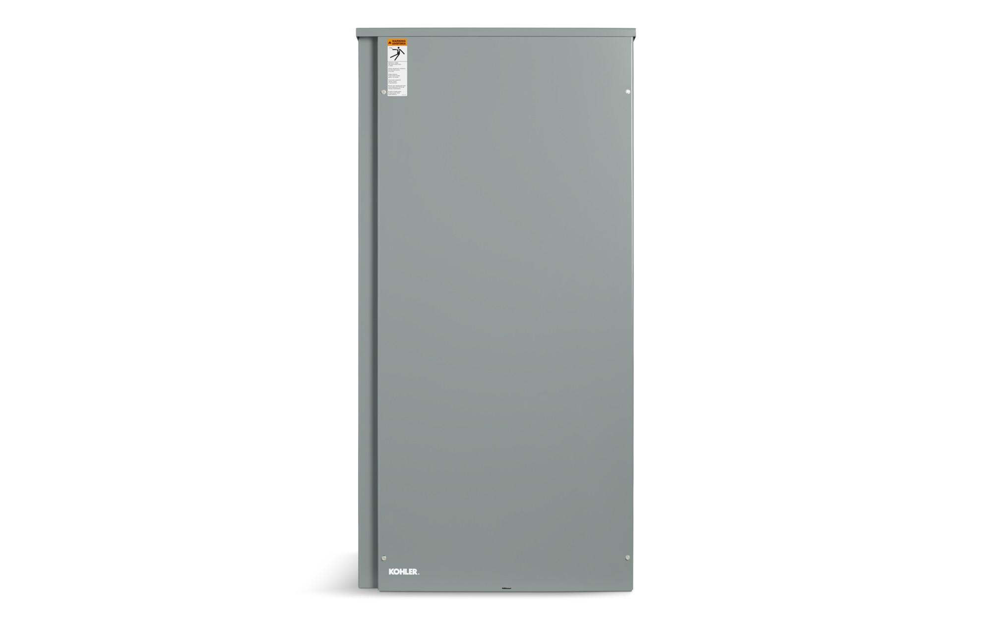 RXT ATS - 400-amp, Three Phase/3 Pole, 480V