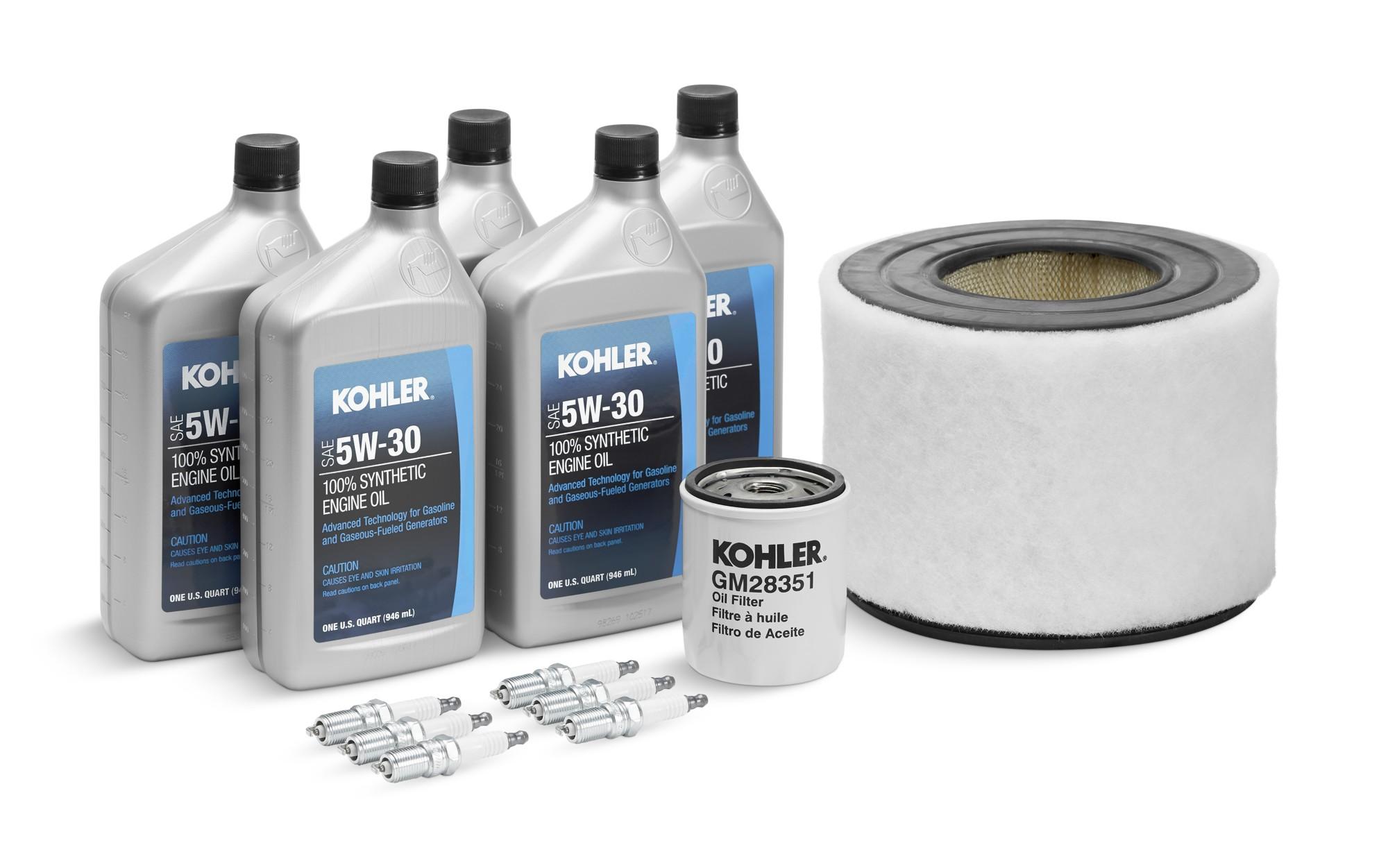 Maintenance Kit, 38kW