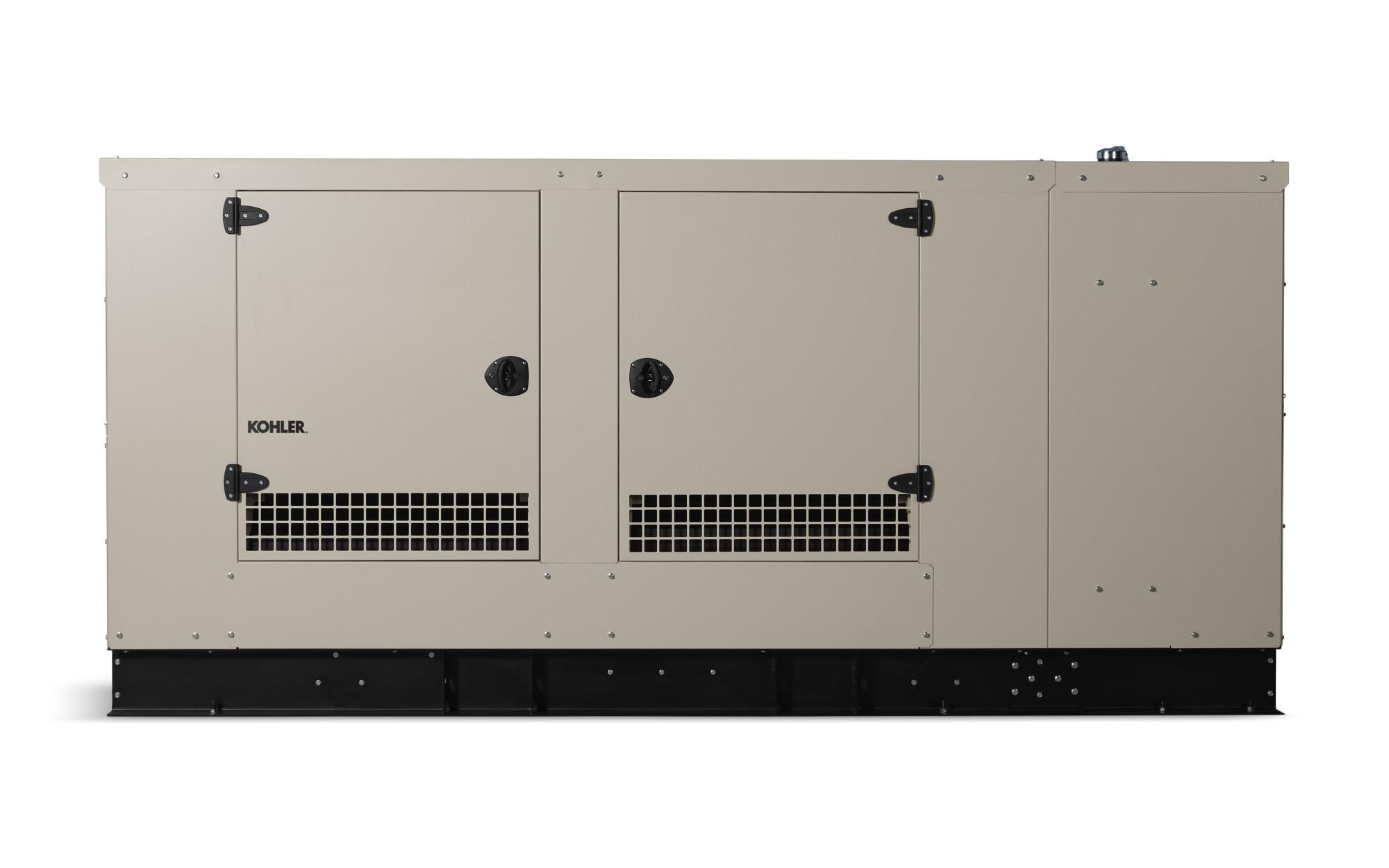 80kW Generator