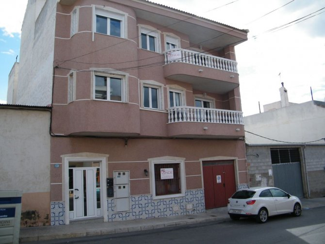 Large Penthouse Apartment, Algorfa