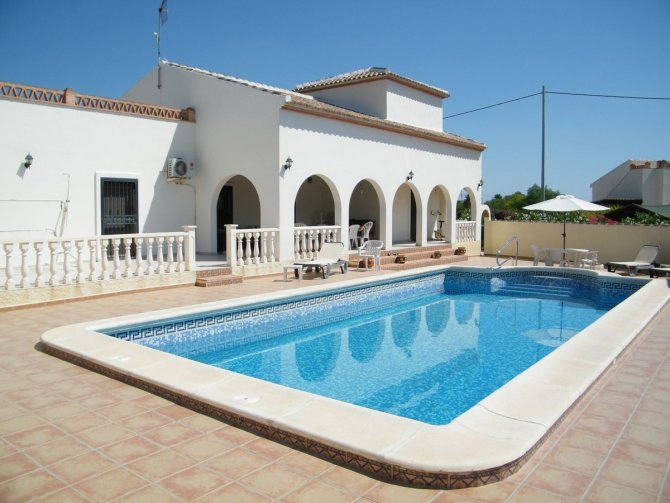 Fantastic 3 Bedroom Country Villa In Rafal