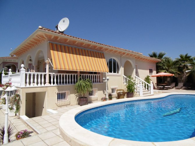 Immaculate Detached Villa, Quesada