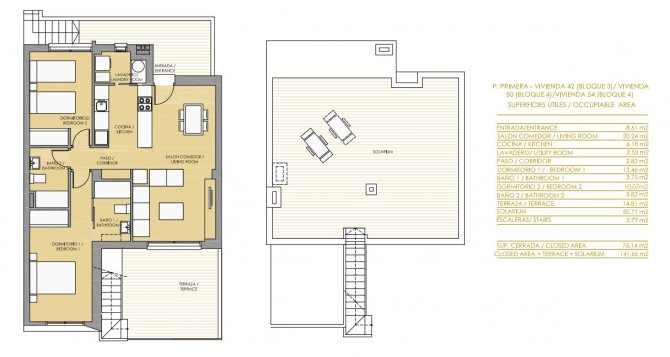 Apartment for sale in los montesinos 127 900 are1142 for 2 bedroom ground floor plan