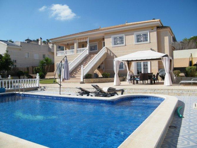 Fabulous Detached Villa in Lomas de la Juliana