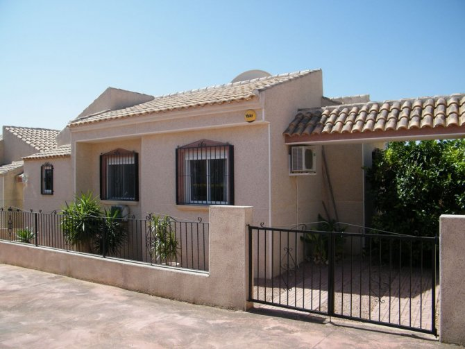 SPACIOUS DETACHED HOUSE IN ALGORFA