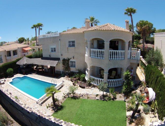 Villa in San Miguel